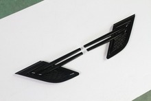 Black side vent grille mesh grill for Land Rover Range Rover Sport 2014 2015 2016 2017