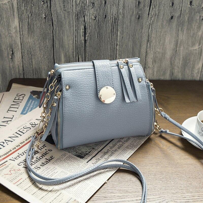 2017 new handbag Korean version of the influx of female fashion chain shoulder bag Messenger bag  shoulder bag<br><br>Aliexpress