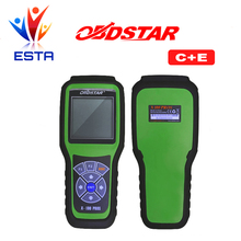 2017 New designed OBDStar Auto Key Programmer X100 PROS C + E model Including X200 Scanner Function x-100 pros free shipping
