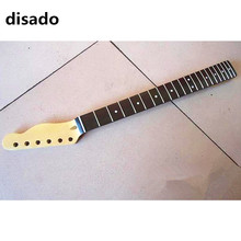 disado 21 Frets inlay dots Rosewood fingerboard maple Electric Guitar Neck Guitar Parts accessories can be customized