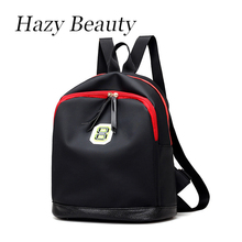Hazy beauty New 8 number women backpack super chic unisex lady shoulder bags easy fashion female school bags getting into DH822