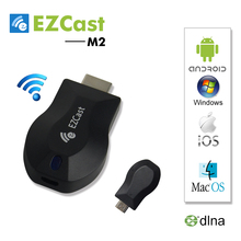 New Ezcast M2 wireless hdmi wifi display allshare cast dongle adapter miracast TV stick TV Receiver Support windows ios andriod