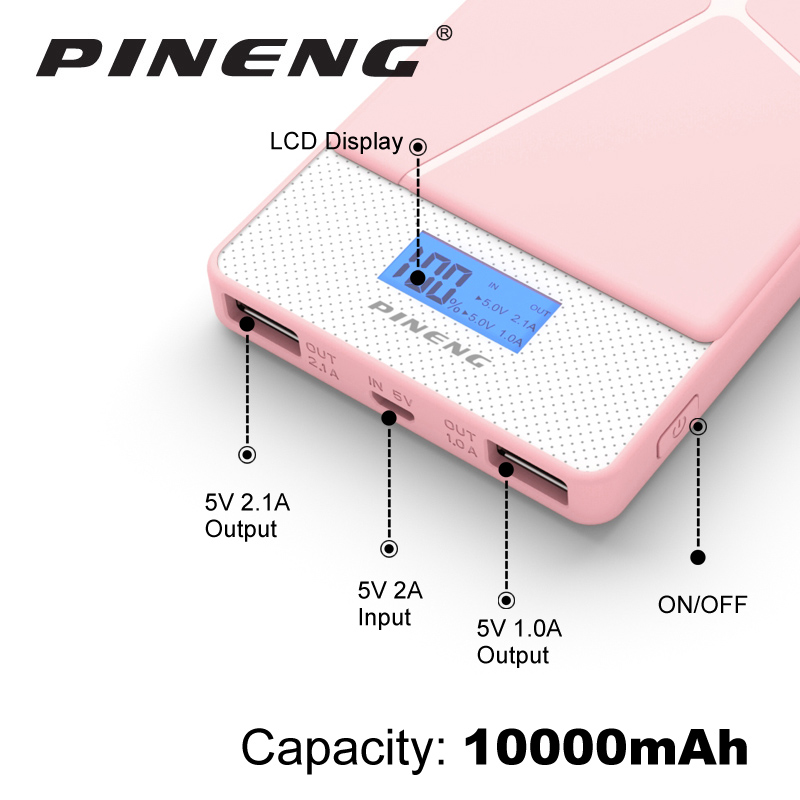polymer battery charger 10000mah