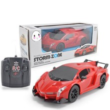 Super Racing Electric RC Car Toys  Machines On The Remote Control Radio Control Sports Cars Toys For Boys Child Kids Best Gifts