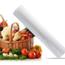 Urijk Kitchen Fresh Keeping Heat Sealer Food Saver Bag Vacuum Food Storage Bag Kitchen Plastic Bags Saran Wrap(China)