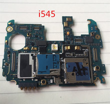 Choose Language ~Unlock Good quality Original Motherboard For S4 Verizon LTE i545 free shipping(China)
