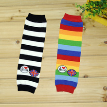 2style choose I love mom UK baby gilrs boys Leg Warmers kids Christmas leggings child Socks adult arm warmers 12Pair/Lot(China)