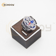 Good Quality 2016 2017 New England Patriots Super Bowl championship Rings for man and fans size 7 to 14(China)
