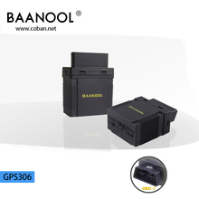 10PCS Baanool GPS Tracker Mini GPS/GSM/GPRS Car Vehicle Tracker OBD Real time Tracking Device Person Track Device