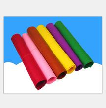 Mix color 100% Polyester Felt Fabric  Patchwork DIY Craft Sewing Toys Bag Home Decoration 2MM Thick 50CM*50CM  YH5