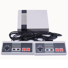Retro Mini TV Handheld Game Console Video Game Console For Nes Games Built-in 500 Different Games PAL&NTSC dual gamepad