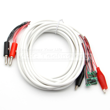 6 in 1 Professional DC Power Cord Ribbon Current Test Wire Repair Cable for iPhone 4/4S/5/5S/6/6 Plus Repair Tools
