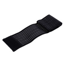 1PC Palm Wrap Wrist Hand Brace Support Elastic Sleeve Band Gym Traning Sports Guard 4 colors