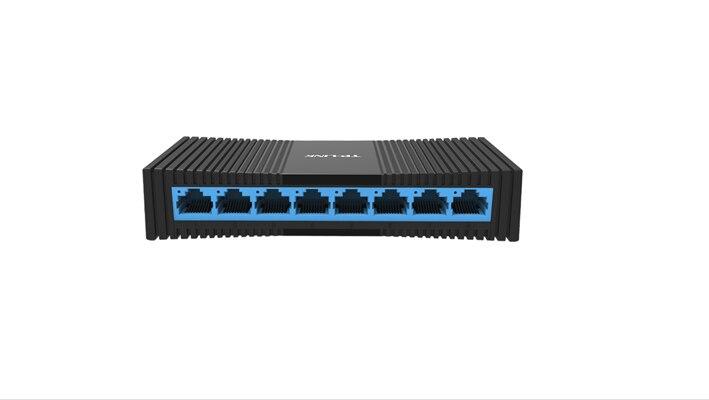 TP-LINK 8-Port Gigabit Desktop Switch TL-SG1008M<br>