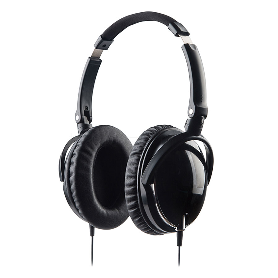 Newest Hot Active Noise Cancelling Headphones High Performance Ear Foldable HD Headset Reduce 85% Ambient Noise For Aviation<br><br>Aliexpress