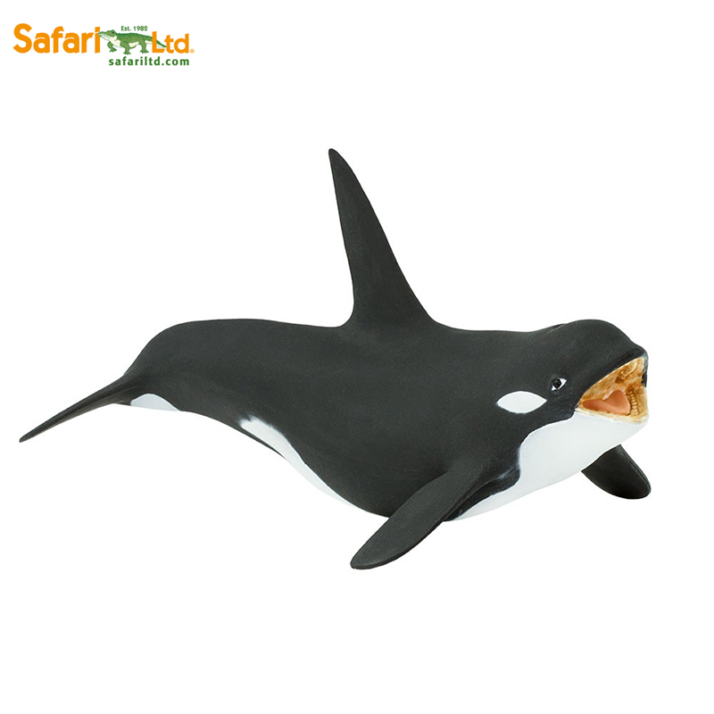Killer Whale Orcinus Orca Sea Life Animal Model Classic Toys For Boys<br><br>Aliexpress
