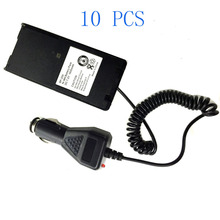 10PCS Car Radio Battery Eliminator Charger Adaptor For Icom for Ic-v8 Ic-v82 A6 T3h F3gs F11(China)