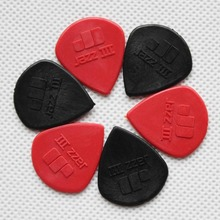 wholesale 100 pcs, 1.0MM thickness Jazz III guitar picks, nylon jazz guitar picks(China)