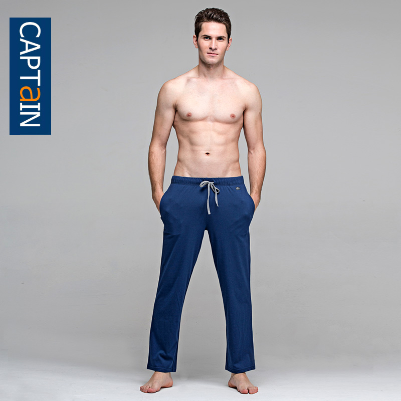 High quality men Yoga cotton pants soft anti-wrinkle pajama pants male thin cargo fitness breathable comfortable pants<br><br>Aliexpress