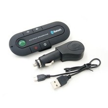 Handsfree bluetooth car kit hands free wireless bluetooth automatically reciever receiver speakerphone module car electronics