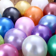 Good quality 100pcs/pack 12Inch 2.8g Latex Balloons Celebration Birthday wedding Party Decorative toys Pearl Balloon gift balls