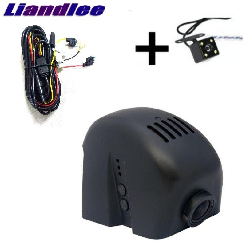 Liandlee For Audi TT TTS MK3 2014 ~2016 Car Black Box WiFi DVR Dash Camera Driving Video Recorder 04