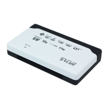 New Arrival High Super Speed USB 2.0 cf Card Reader usb stick  for SD XD MMC MS CF SDHC TF Micro SD M2 Adapter June13.1