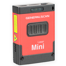 Generalscan GS M100BT 1D Laser Bluetooth Companion Mini Barcode Scanner for Android IOS and Win OS