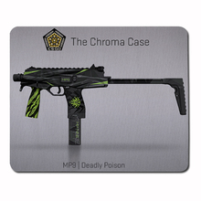 MP9 mini submachine gun Mouse Pad PC Computer Laptop Gaming Mice Play Mat Mousepad For Large Game LOL Mouse mat