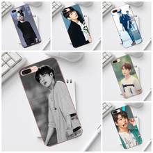 Qdowpz мягкий чехол для iPhone X XS Max XR 4 4S 5 5C SE, 6, 6 S, 7, 8 Plus Galaxy A3 A5 J1 J3 J5 J7 2017 junkook Bangtan Boys, K-POP(Китай)