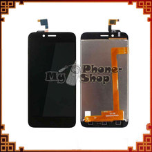 Mobile Phone Spare Parts Display for ZTE Blade A460 with Touch Assembly ,Blade L4 LCD Free Shipping(China)