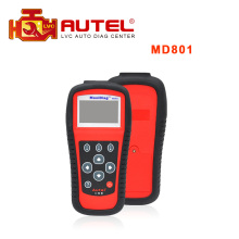 Autel MaxiDas MD801 code reader 4 in 1 ( JP701+EU702+US703+FR704 ) engine transmission airbag and ABS auto diagnostic tool