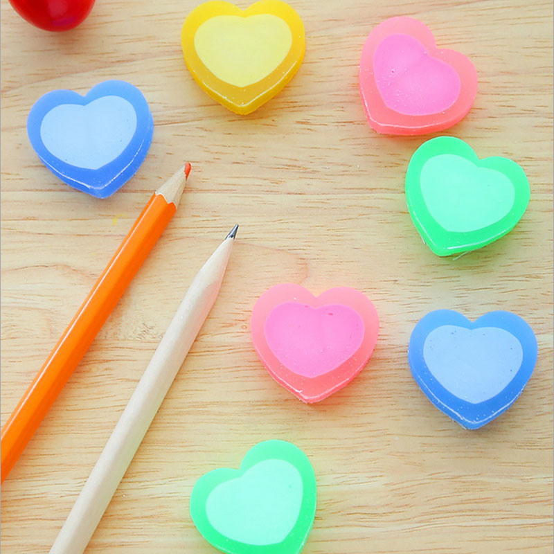 1x Kawai turtle lovely animal cartoon eraser eraser / removable student gift school rewards toys Office stationery eraser