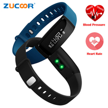 Original Smart Wrist Watch V07 Blood Pressure Heart Rate Band Bracelet Waterproof Wristband Bluetooth Smartband For iOS Android