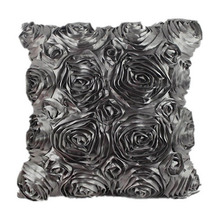 Pillow Cover Flower Rose Pillow Cases Home Multicolor Square Throw Pillow Case Home Cover()
