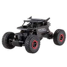 GoolSky 9118 1:18 RC Car 2.4G 4WD Alloy Metal Body Shell Crawler RC Buggy Car SUV Vehicles Remote Control Toys(China)