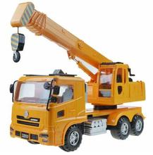 1:30 Large cranes crane model alloy engineering car toy car truck model toy car kit Special Toys For Kids Gift(China)