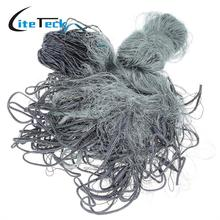 Lixada Fish Net 1.8*30m 3 layers Multifilament Fishing Net Pesca Fishing Tackle Minnow Crab 40mm Mesh Hole Fishing Gill Net