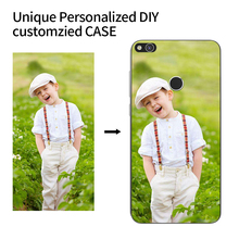 Personalized Custom Phone Case DIY Picture TPU Funda Cover for Lenovo Xiaomi Huawei iPhone Samsung Etc
