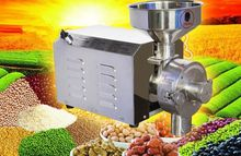 Free Shipping, Spice and Chinese Herb Grinder, Sugar Peppe Mill, Soybean Grain Food Grinding Machine, STAINLESS STEEL rh(China)