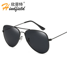 New Fashion Pilot Aviator Sunglasses Men Polarized Male Sun Glasses For Man Famous Luxury Brand Designer Eyewear Oculos Lunette