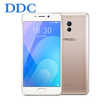 "Original Meizu M6 Note 3GB RAM 32GB ROM Snapdragon 625 Dual Rear Camera 16.0MP 5.5"" 4000mAh Cellphone Dual SIM(China)"