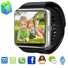 Smart Watch GT08 SmartWatch With Camera Pedometer Wearable Device for Apple Huawei Sony Xiaomi Samsung Phone pk Dz09 A1
