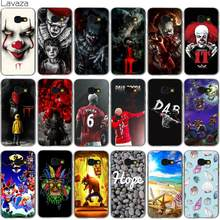Lavaza это Pennywise Paul Pogba Crash Bandicoot пляжные Морская звезда чехол для samsung Galaxy Note 8 A3 A5 A8 J3 J5 j7 2016 2017 2018(China)