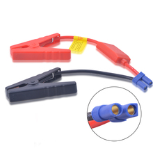 ihens5 Emergency Jump Starter Jump Lead Cable Battery Alligator Clamps Clip with EC5 Plug Socket for Car Trucks