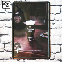 Beer Advertising Vintage Metal Tin Sign Guinness for Iron Plate Wall Decor Bar Club Poster Pub Store Plaque Supermarket Painting