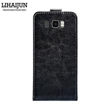 LIHAIJUN, High Quality Pu Leather Flip Case For HTC Touch HD2 (LEO) T8585 Case Cover 5 Colors(China)