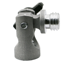 5/8 Inch Angle Adjustment Bracket with Extension Rod for tripod and Laser Levels with Dual Slope 2-12lines