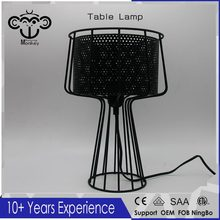 2017 New Arrived  Cup Table Lamp For Modern Metal Style Artwork Home Dec Free Shipping, Bed room, High Quality Desk lighting