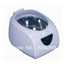 750ml Plastic CD, DVD, VCD Ultrasonic Cleaner(China)